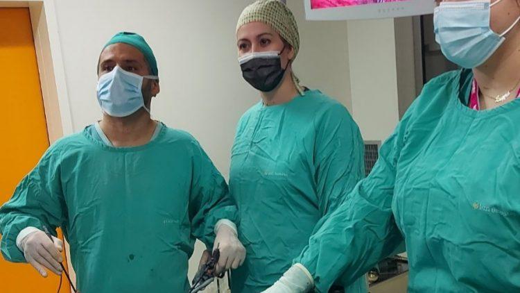 Λαπαροσκοπική αποκατάσταση για Κήλη του Littre (Littre´s hernia)